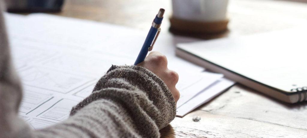 Przygotowywanie portfolio copywritera